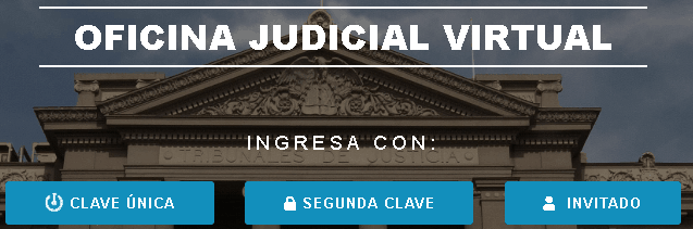 poder judicial virtual