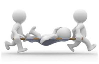 que hacer en caso de accidente de trabajo